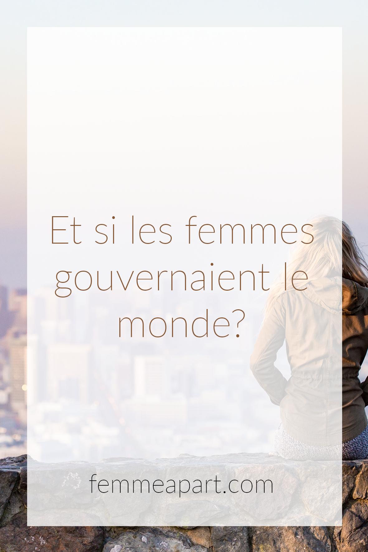Femmes gouverner