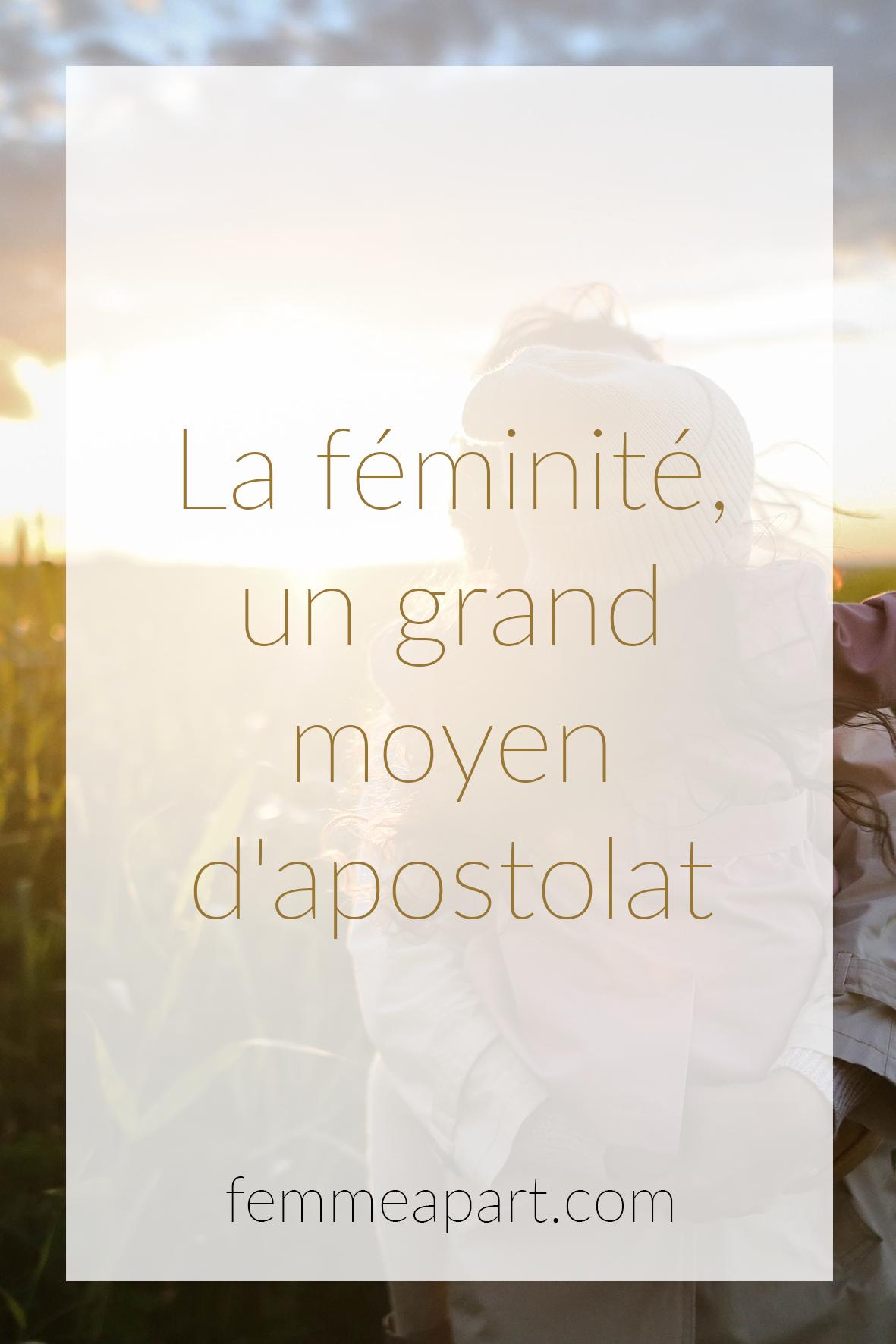 Feminite apostolat